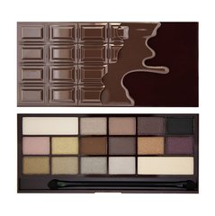 Палетка теней Makeup Revolution London I Love Makeup Death By Chocolate 22 г