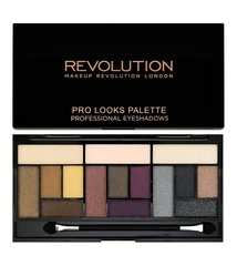 Палетка теней Makeup Revolution London Pro Looks Big Love 13 g