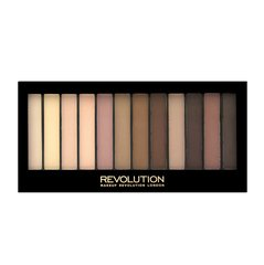 Палетка теней Makeup Revolution Essential Mattes 2