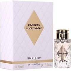 Tualettvesi Boucheron Place Vendome EDT naistele 4,5 ml