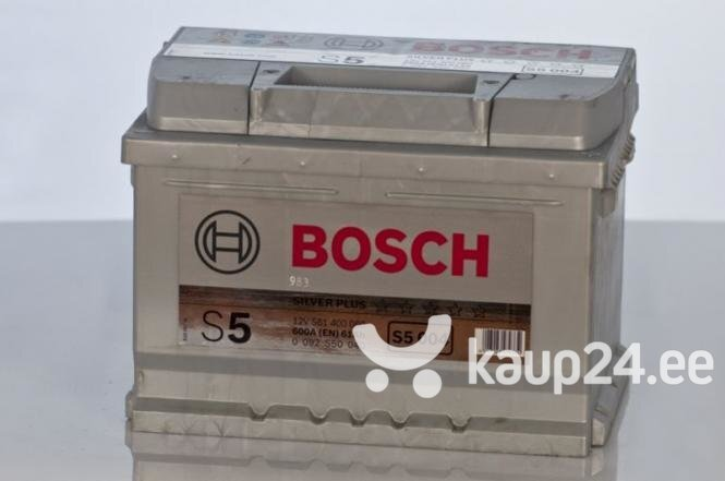 Aku Bosch 61Ah 600A S5004