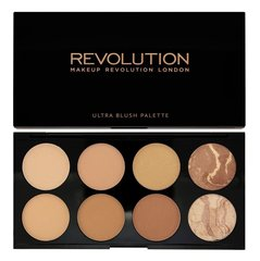 Kontuurpalett Makeup Revolution London Ultra Bronze 13 g