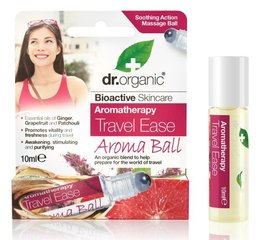 Aroomiteraapia pulk Dr.Organic Travel Ease 10 ml