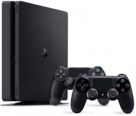 Mängukonsool Sony Playstation 4 (PS4) Slim, 1TB + 2 juhtpulti