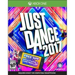 Mäng Just Dance 2017 sobib Xbox One