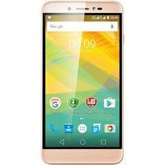 Mobiiltelefon PRESTIGIO Grace Z5 PSP5530DUO Dual sim, Kuldne