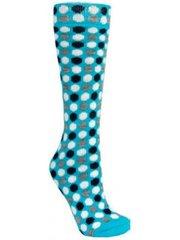 Naiste suusasokid Trespass Marci, sinine/valge