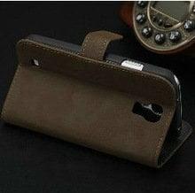 Naturaalsest nahast Samsung Galaxy S4 kaaned hind ja info | Mobiili ümbrised, kaaned | kaup24.ee