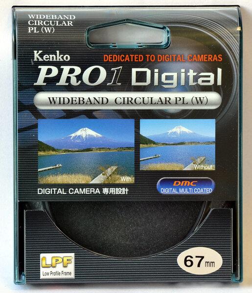 UV filter Kenko UV PRO1 D 67mm hind ja info | Filtrid | kaup24.ee