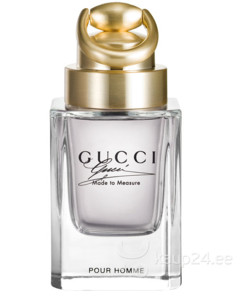 Tualettvesi Gucci Made to Measure EDT meestele 50 ml
