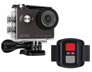 Seikluskaamera ACME VR07 Full HD sports & action camera with Wi-Fi