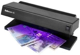 Valuuta kontrollimise aparaat SAFESCAN 45 UV