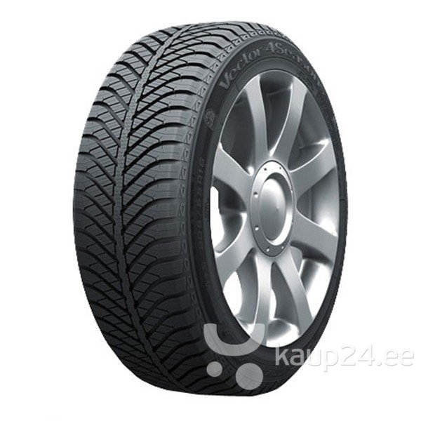 Goodyear VECTOR 4 SEASONS 185/55R14 80 H цена и информация | Rehvid | kaup24.ee