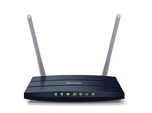 WiFi ruuter TP-LINK Archer C50 AC1200, Dual Band Router, 300Mbps / 867 Mbps