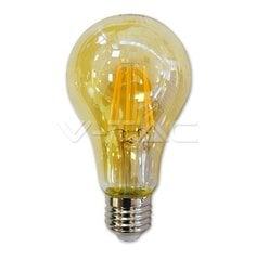 8W LED pirn V-TAC, COG E27, A67, merevaigu viimistlus, 2200K