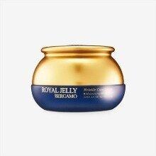 Vananemisvastane kreem mesilaspiimaga Bergamo Royal Jelly Wrinkle Care Cream 50g hind ja info   Vananemisvastane kreem mesilaspiimaga Bergamo Royal Jelly Wrinkle Care Cream 50g   kaup24.ee