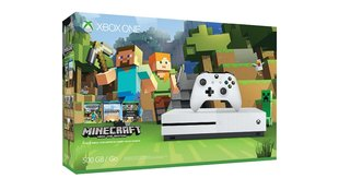 Mängukonsool Microsoft Xbox One Slim 500GB + Minecraft