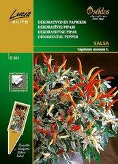 Dekoratiivne paprika Salsa