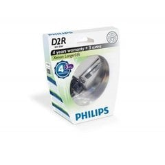 Philips Xenon D2R Longer Life 4300k