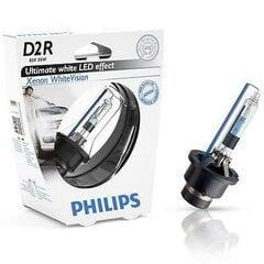 Autopirn Philips Xenon D2R WHITE VISION 6000k