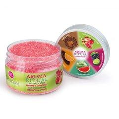 Kehakoorija Dermacol Aroma Ritual Juicy Rhubarb&Strawberry 200 g