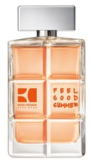 Tualettvesi Hugo Boss Boss Orange Feel Good Summer EDT meestele 100 ml