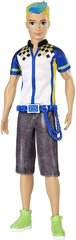 Nukk The Video Game Hero Barbie Ken DTW09