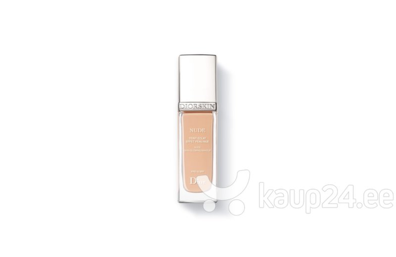 Jumestuskreem Christian Dior Diorskin Nude Skin Glowing Makeup 30 ml