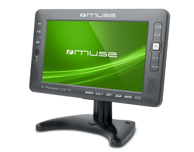 Портативный телевизор MUSE M-235 TV