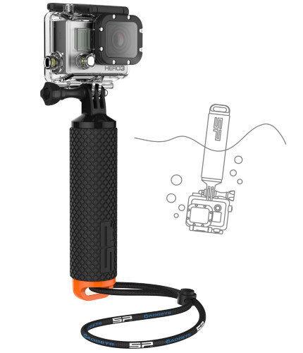 Käsistatiiv teleskoop GoPro kaamerale цена и информация | Lisatarvikud | kaup24.ee