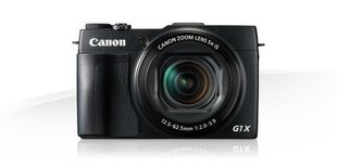 Digikaamera Canon PowerShot G1X Mark II, must