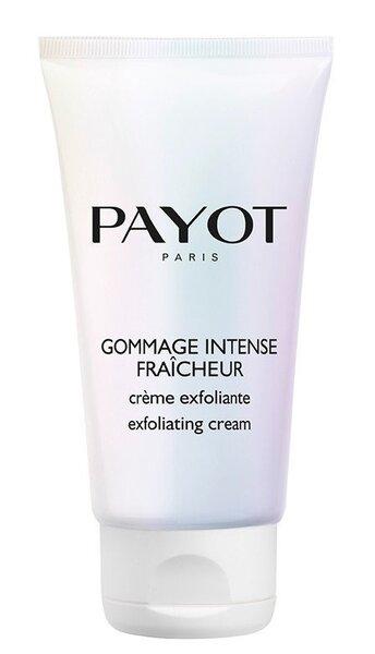 Näopuhastuvahend Payot Gommage Intense Fraicheur 50 ml цена и информация | Näopuhastusvahendid | kaup24.ee