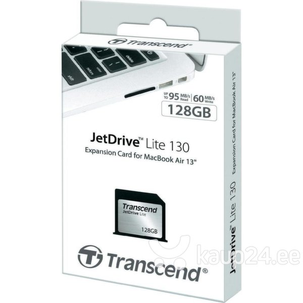 Mälukaart Transcend JetDrive Lite 130 128GB, sobib Apple MacBook Air 13""