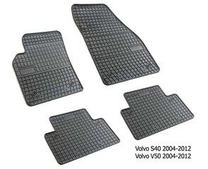 Резиновые коврики Volvo S40 II/ V50 2004-2012