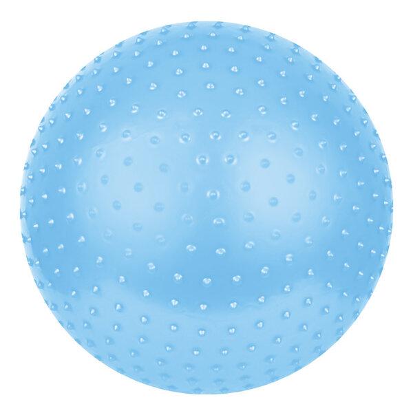 Массажный и гимнастический мяч Spokey SAGGIO FIT, 65см цена и информация | Joogamatid ja võimlemispallid | kaup24.ee