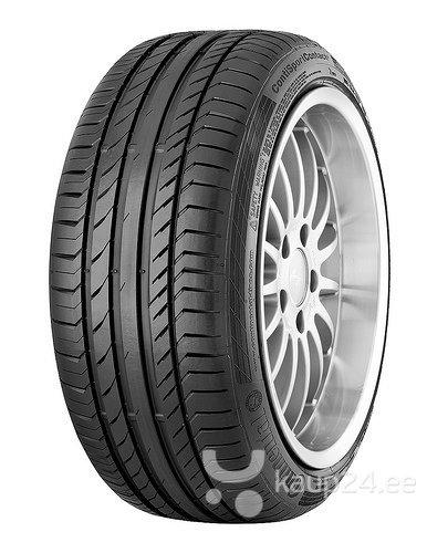Continental ContiSportContact 5 225/40R18 92 Y XL цена и информация | Rehvid | kaup24.ee