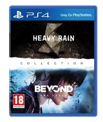 Mäng Heavy Rain & Beyond:Two Souls™ Collection (PS4)