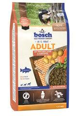 Сухой корм Bosch Adult Salmon & Potato (High Premium) 1кг
