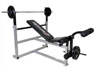 Скамейка для тренировки Insportline Olympic