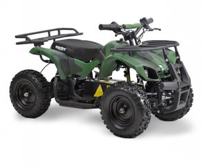 Laste elektriline ATV Hecht 56800 Green Camouflage