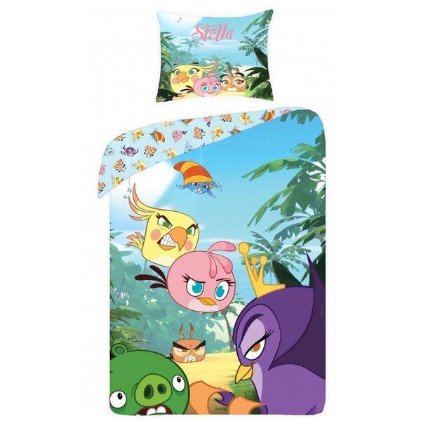 Laste voodipesukomplekt 2-osaline, Angry Birds Stella