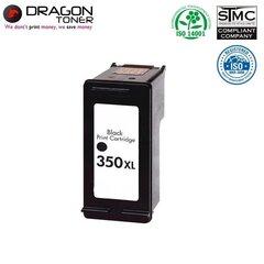 Tooner Dragon sobib tindiprinterile, analoog HP 350 XL CB335EE
