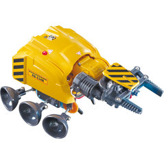 Robot-konstruktor Robo-Vabalas Buddy Toys