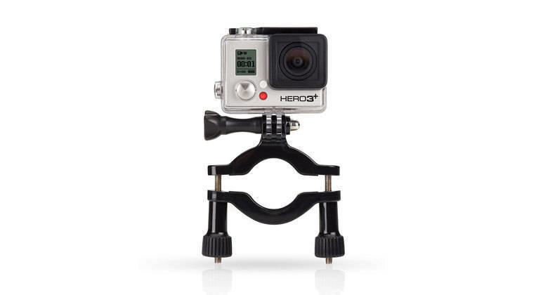 GoPro Hero3+ kinnitus Roll Bar hind ja info | Lisatarvikud | kaup24.ee