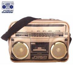 Fydelity Jambox G-Force Shoulder Bag with Speakers (35х20х10cm) Gold