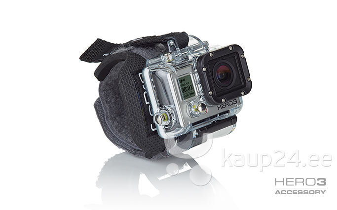 Randme kinnitus GoPro Hero3 Wrist Housing цена и информация | Lisatarvikud | kaup24.ee