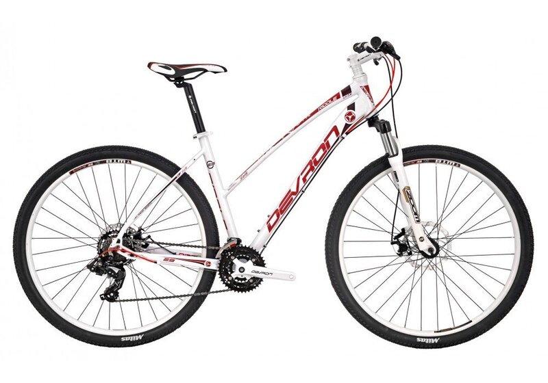 Naiste mägijalgratas Devron Riddle LH0 9