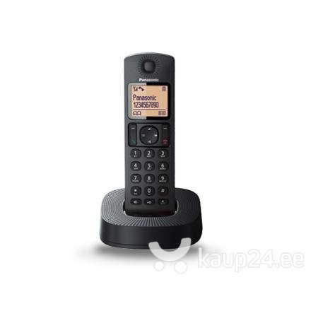Lauatelefon Panasonic KX-TGC310FXB, must