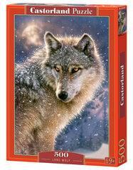 Пазл Castorland Lone Wolf, 500 дет.