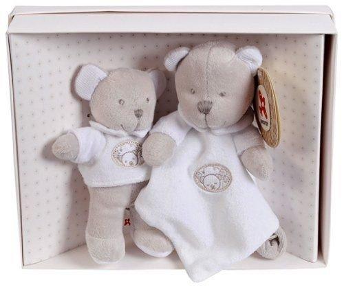 Медведи Nicotoy в подарочной коробке цена и информация | Imikute mänguasjad | kaup24.ee